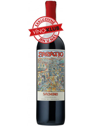 Tbilvino - Sapatio -  Sachino Red