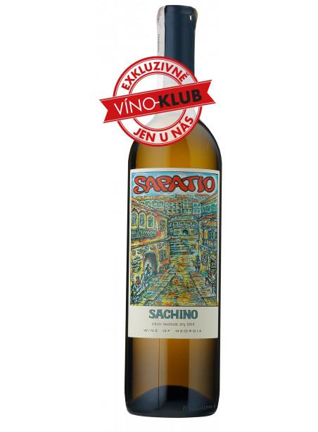 Tbilvino - Sapatio -  Sachino White