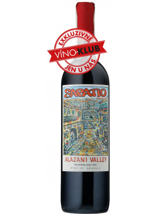 Tbilvino - Sapatio - Alazani Valley Red