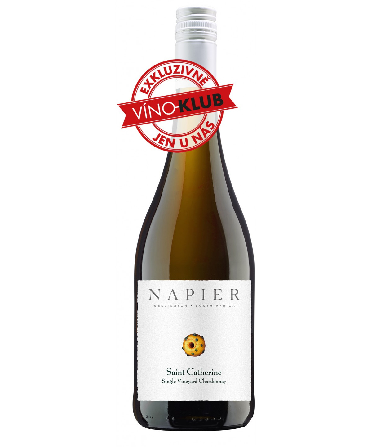 Napier - Single Vineyard - Chardonnay - St. Catherine