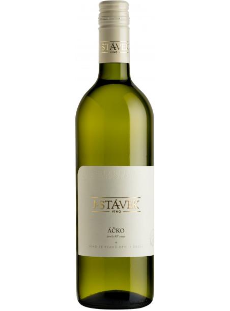 Áčko - Sauvignon + Rulandské bílé + Tramín červený