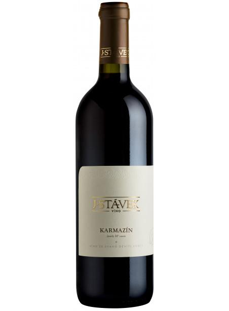 Karmazín - Frankovka + Svatovavřinecké + Modrý Portugal