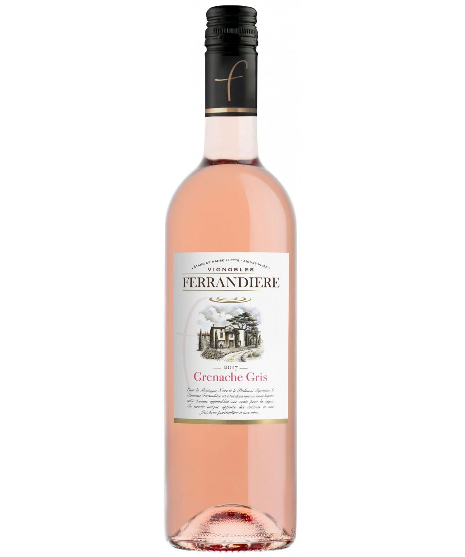 Domaine Ferrandiere - Grenache Gris Rosé - IGP Pays d´Oc