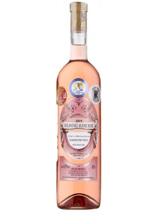Rulandské modré - rosé - kabinetní