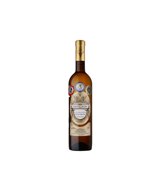 Sauvignon - výběr z hroznů