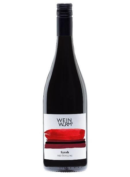 WEINWURM - Syrah - Ried Schilling