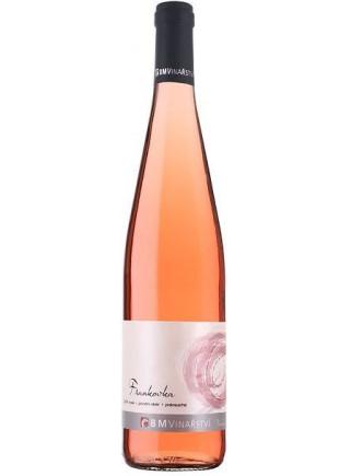 Frankovka rosé - pozdní sběr