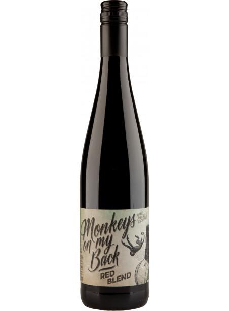 Gipsy Wines - Monkeys on my Back - Red Blend