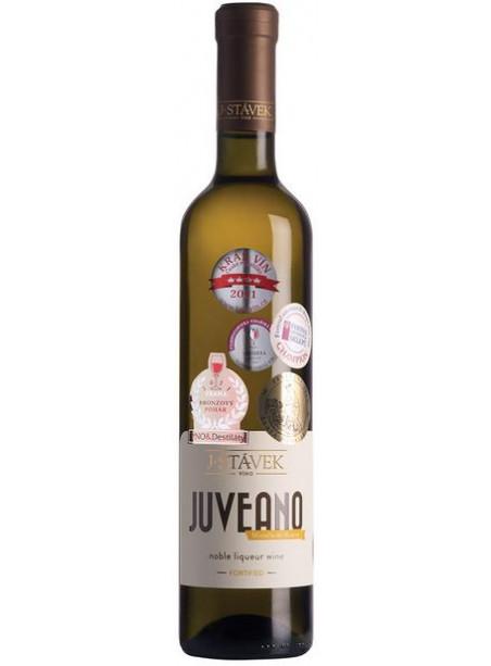 JUVEANO Mistelle de Muscat -  Muškát moravský - fortifikované - 0,5 l