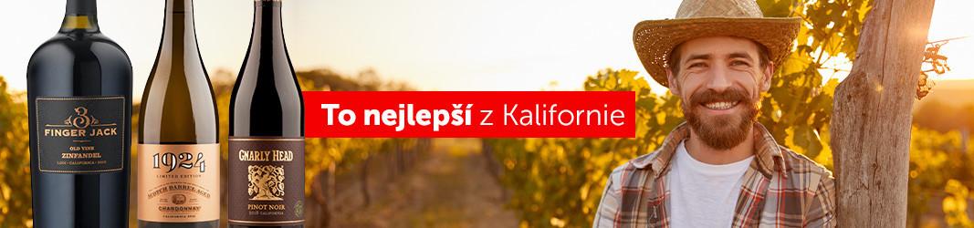 Kalifornská vína