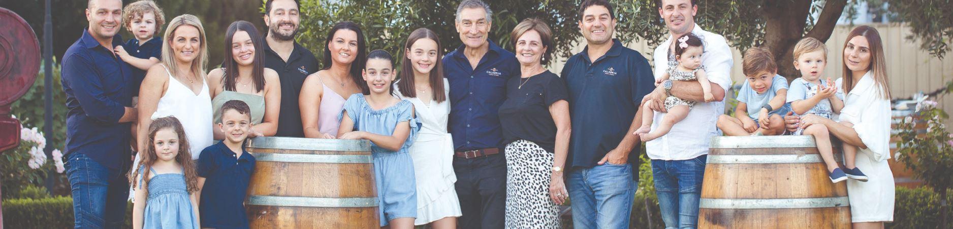 Rodinné vinařství Calabria Wines patří dnes mezi nejlepší vinařství v Austrálii
