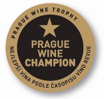 Prague Wine Trophy - Champion