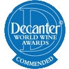 Decanter London - Diplom