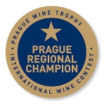 Prague Wine Trophy - Regional Champion
