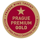 prague wine trophy - premium gold