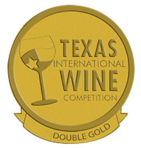 Texas International Wine Competition - Double Gold
