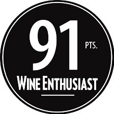 Wine Enthusiast - Editor´s Choice - 91 b.
