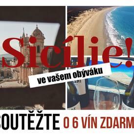 SOUTĚŽ!!!!   Označte toho, s kým byste si chtěli vychutnat naše nové sicilské kolekce. Vámi označený nebo označená pak emotikonem vybere, kterou kolekci preferujete.  ❤️= VIVA LA SICILIA - kolekce 4 bílých a 2 červených sicilských vín  😮= SICILSKÁ BÍLÁ - kolekce 6 suchých bílých sicilských vín  Soutěž platí jen do neděle 11. 10.2020 nebo do vyprodání zásob. Výherce oznámíme v pondělí 12.10.2020 v newsletteru a na Facebooku.  Link v biu📲
