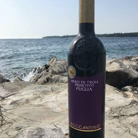 Apúlie není jenom o Primitivu! Tajemné názvy Nero di Troia, Susumaniello, Negroamaro už pro Vás nemusí být tolik tajemné! S nimi a s dalšími málo známými odrůdami nejen z Itálie se seznámíte v kolekci NEZNÁMÉ ČERVENÉ ODRŮDY. Na příštím grilování se pak můžete blýsknout zajímavou lahví!🔥  #negroamaro #neroditroia #susumaniello #primitivo #puglia #wine #summervibes #vinoklubu