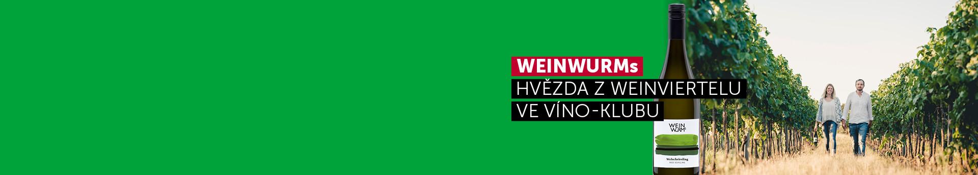 Weinrums - hvězda z Weinviertelu ve Víno-klubu