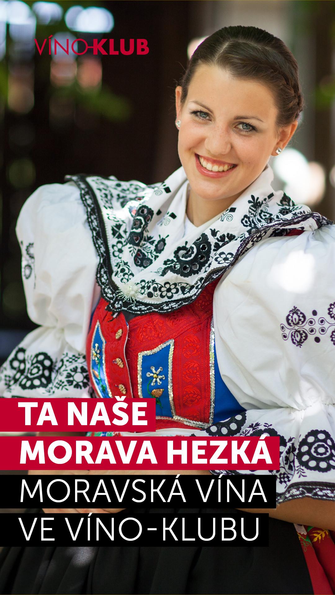 Ta naše Morava hezká - Moravská vína ve Víno-klubu